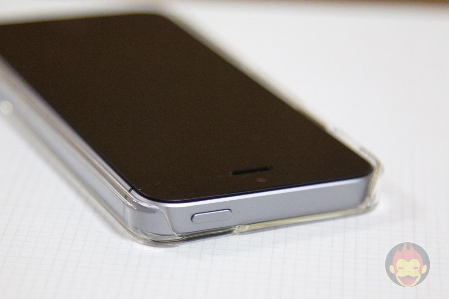 Spigen Thin Fit iPhone SE Case