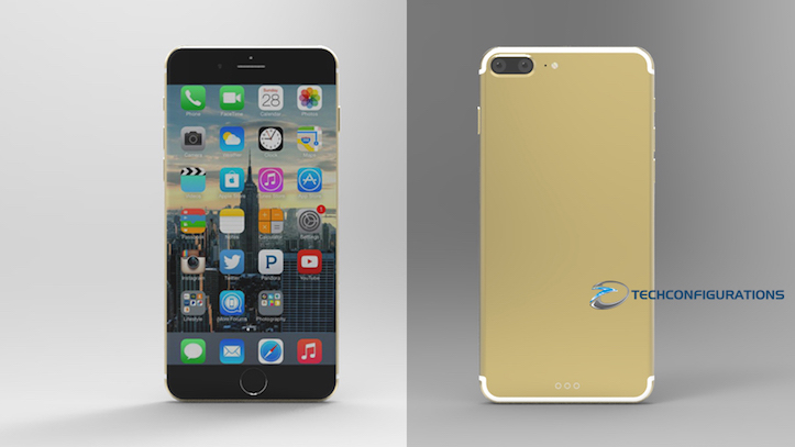 IPhone 7 Plus Concept Image