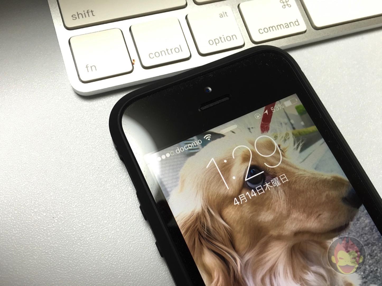 IPhone SE、脅威の電池持ち