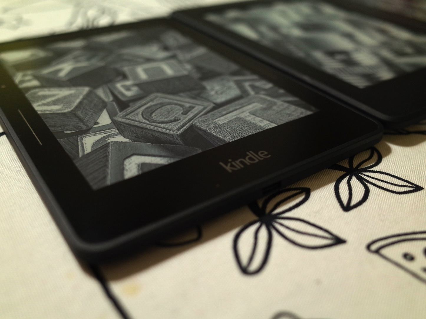 Kindle voyage new model rumor