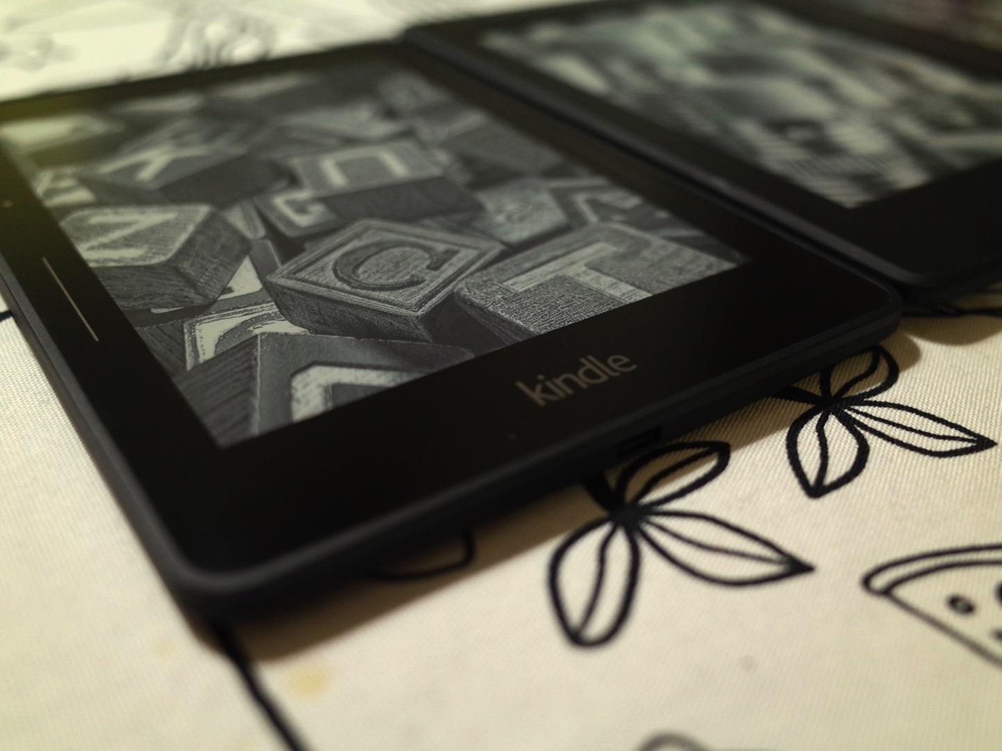 Kindle voyage new model rumor