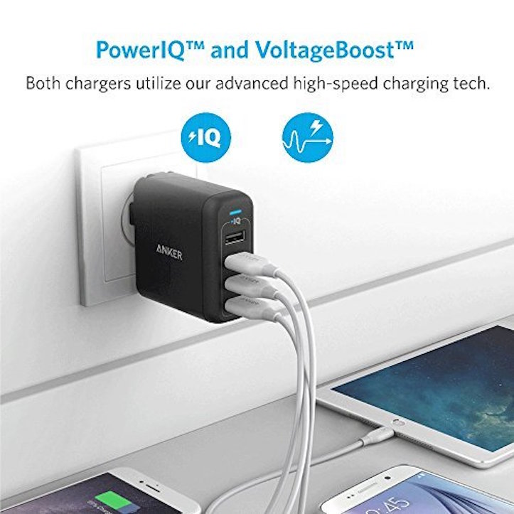 Anker Powercore Travel Set