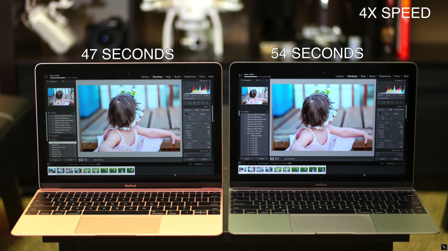MacBook 12inch 2015 2016 comparison