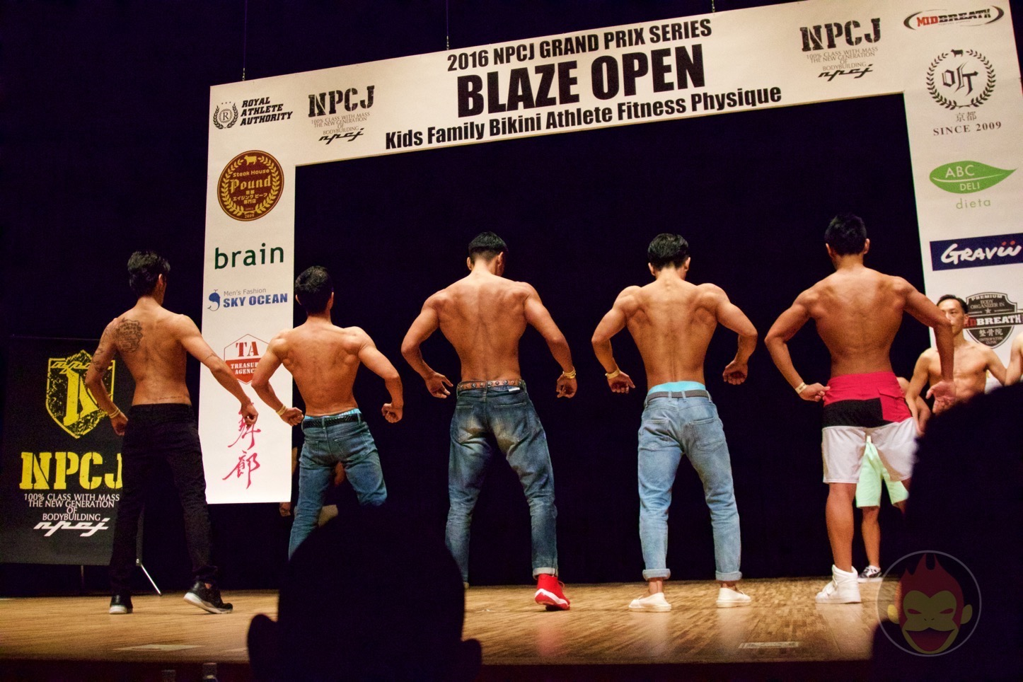 NPCJ Blaze Open 金子賢出場