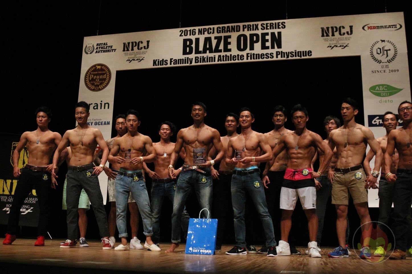 NPCJ Blaze Open Kaneko Ken Winner
