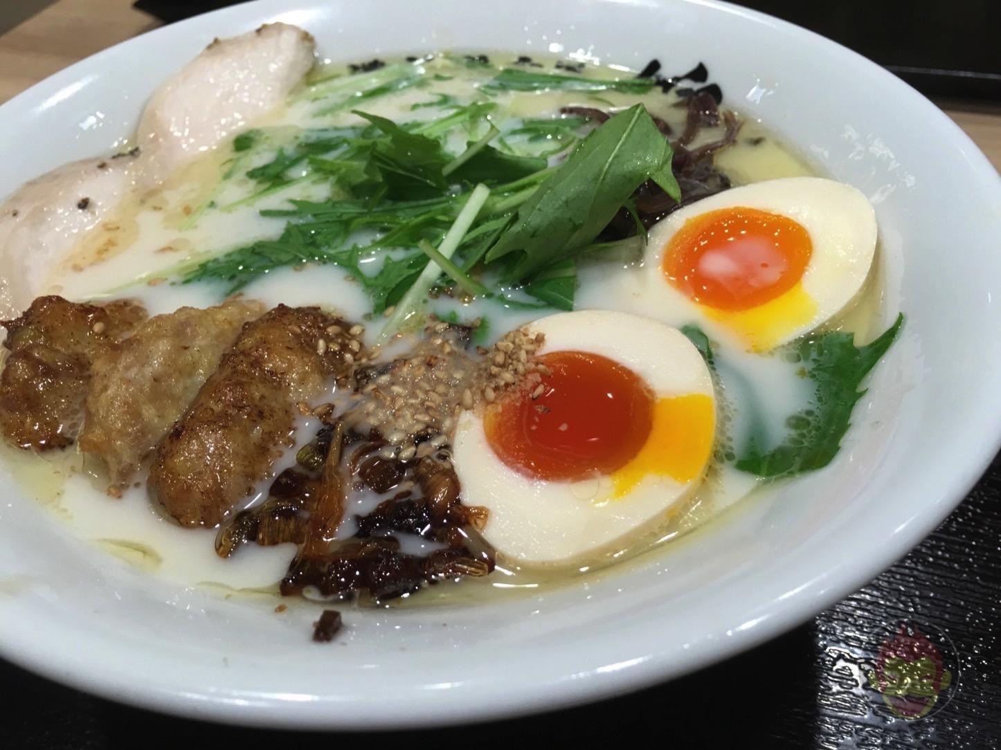 ラーメン錦(軽井沢店)