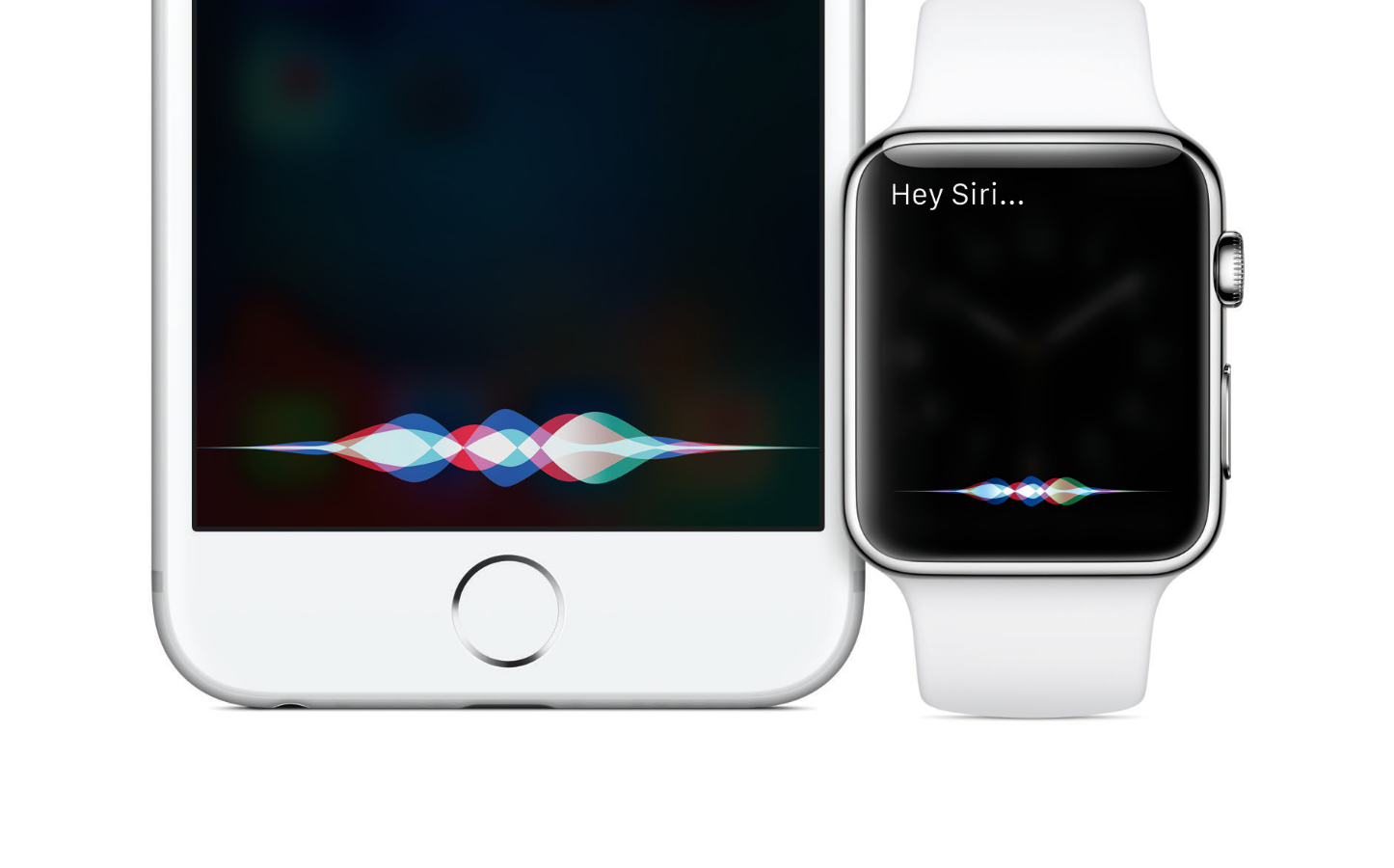 Siri iPhone AppleWatch
