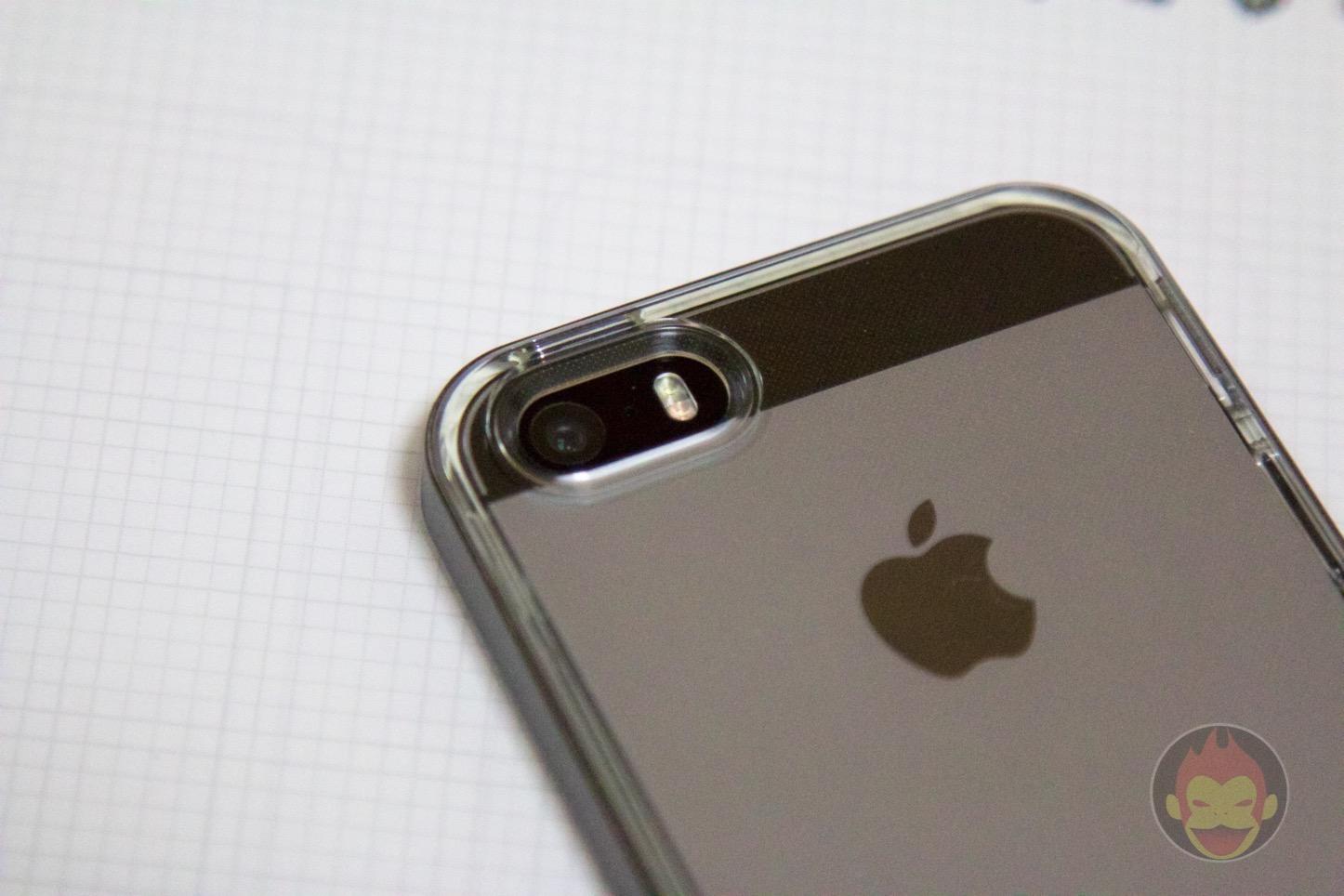 Spigen Neo Hybrid Crystal iPhone SE Case