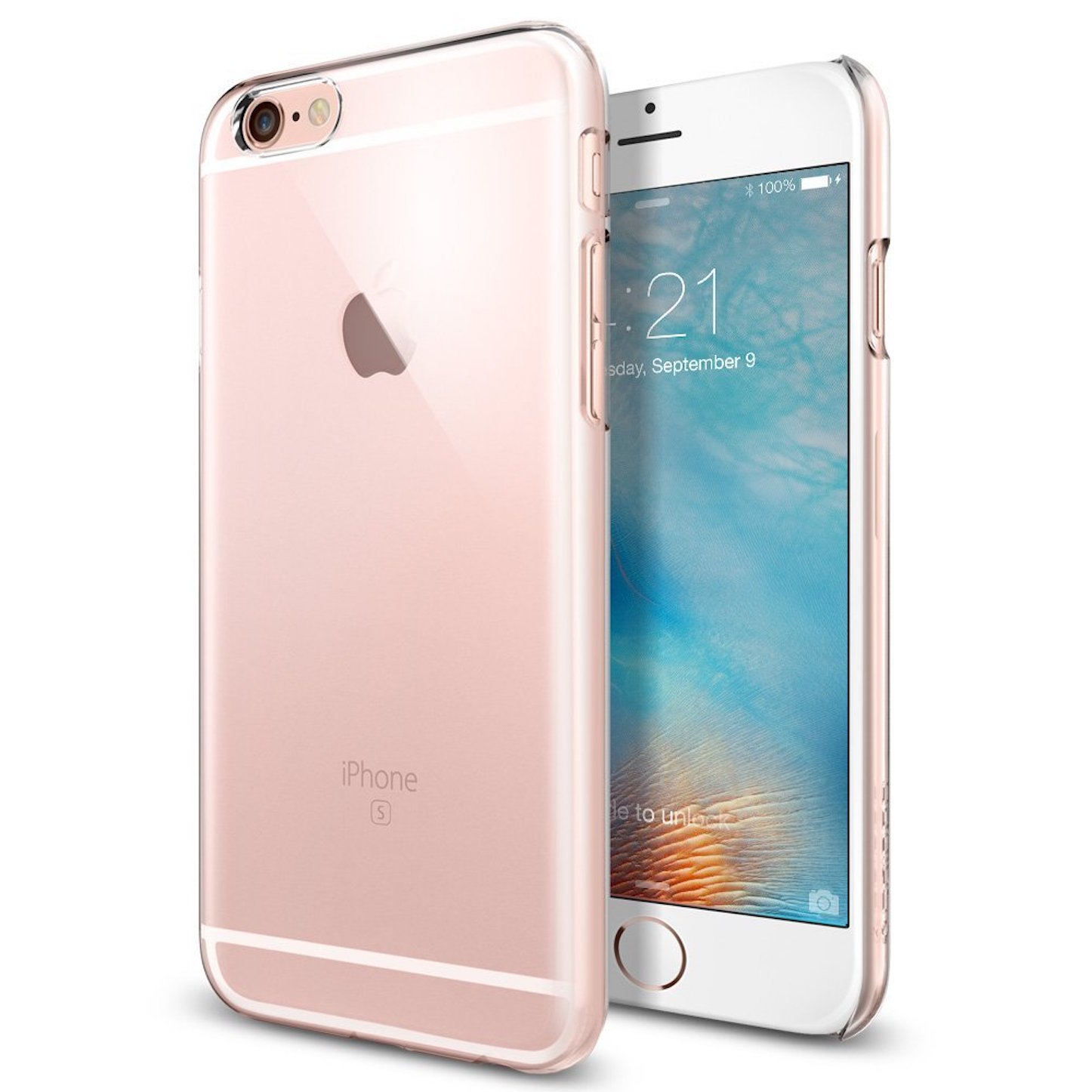 Iphone6s thin fit case