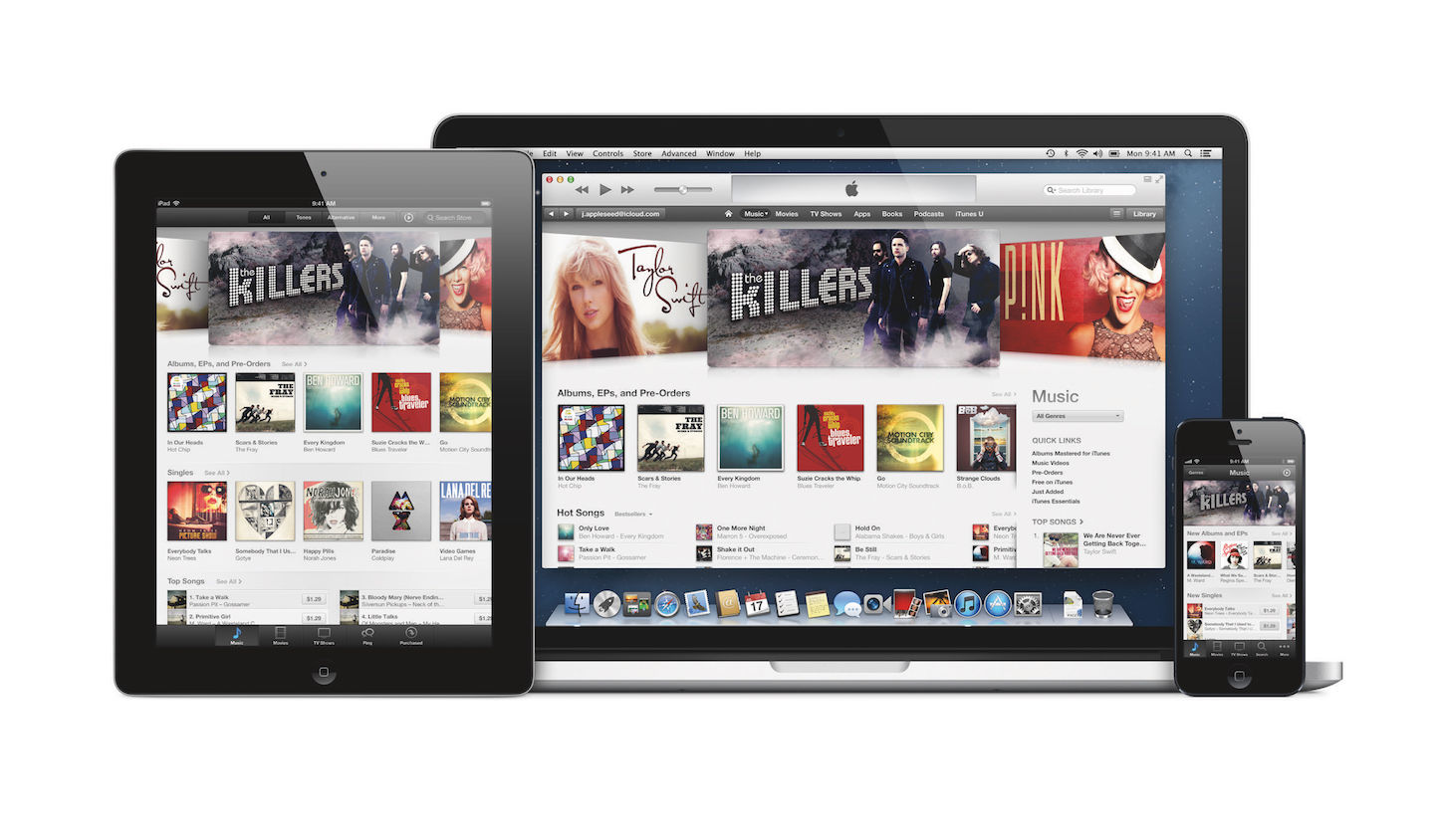Itunes all devices