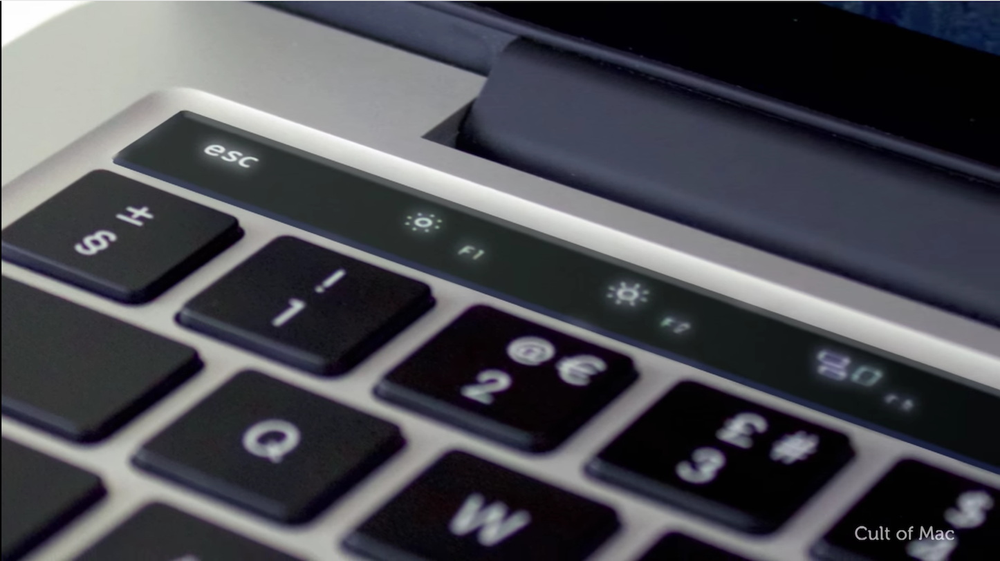 2016 MacBook Pro Concept Image