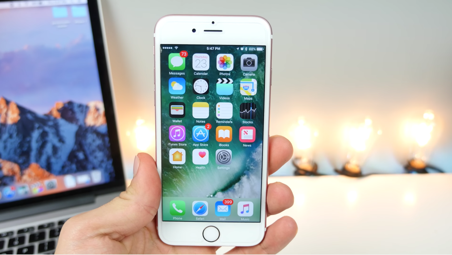 25 more hidden ios10 features