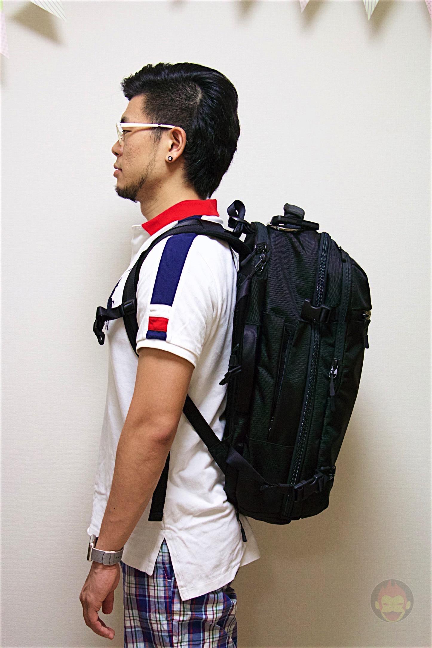 Aer Travel Pack on Kickstarter