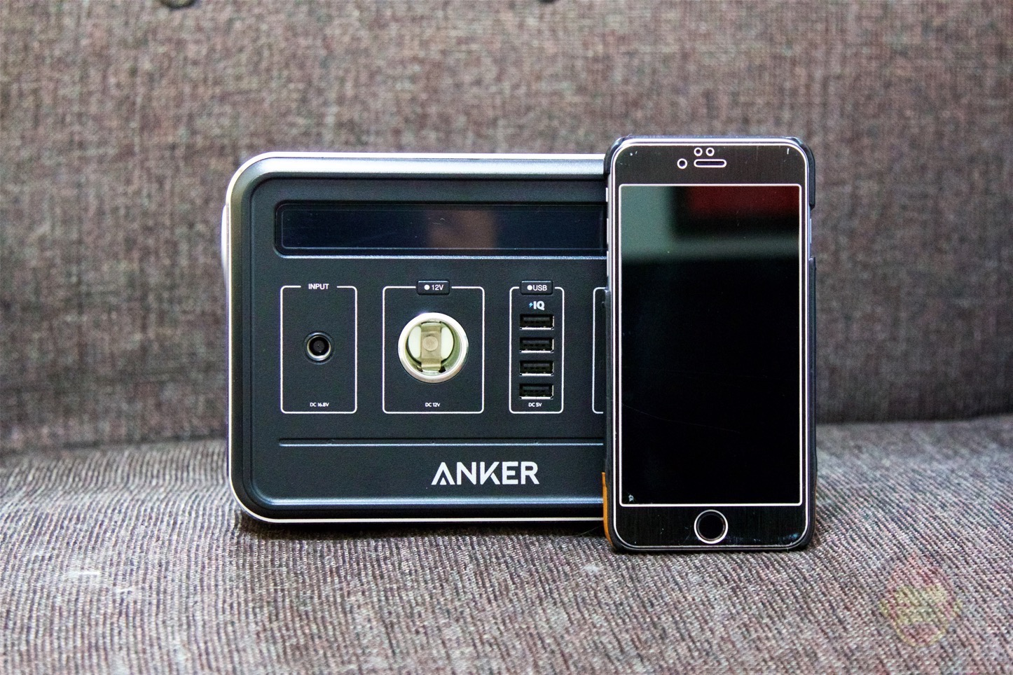 Anker PowerHouse のレビュー