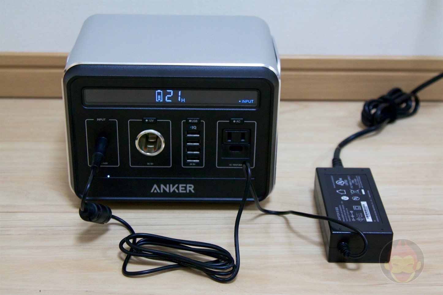 Anker PowerHouse のレビュー