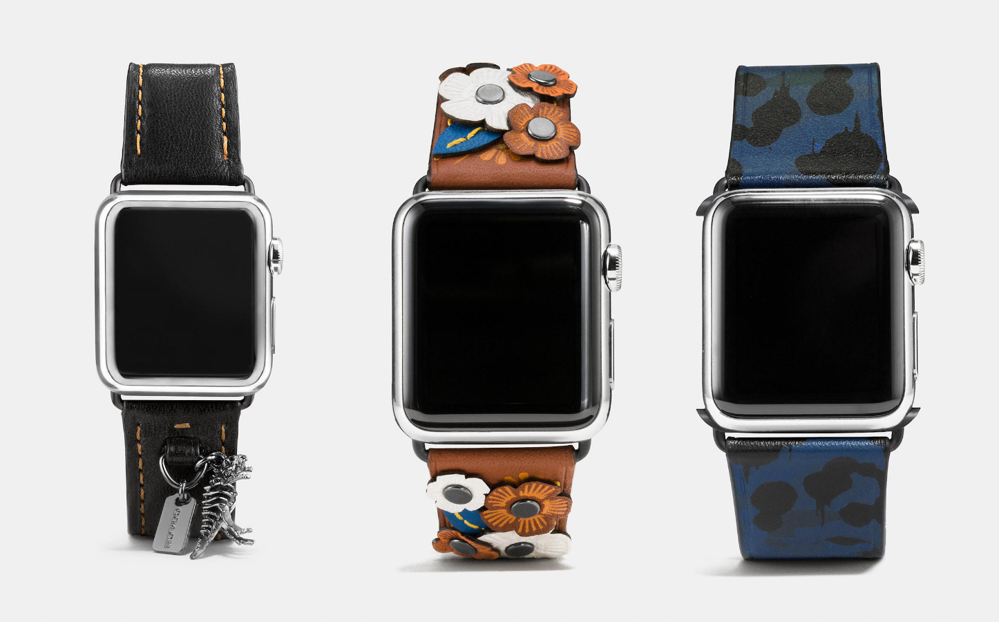 Apple Watch Straps by COACH