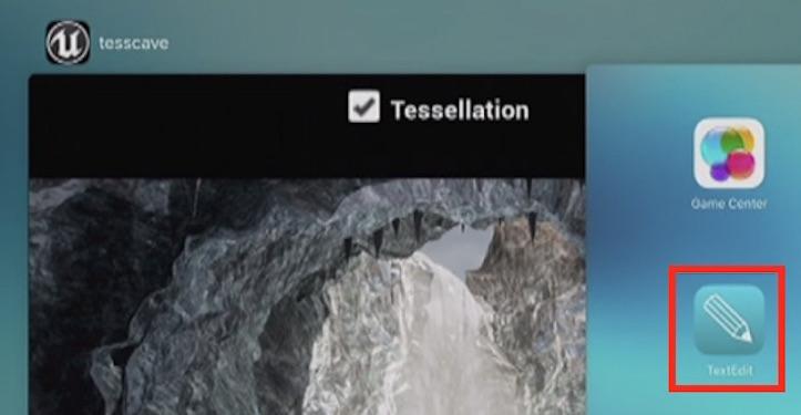 TextEdit iOS 10 WWDC 2016 demo