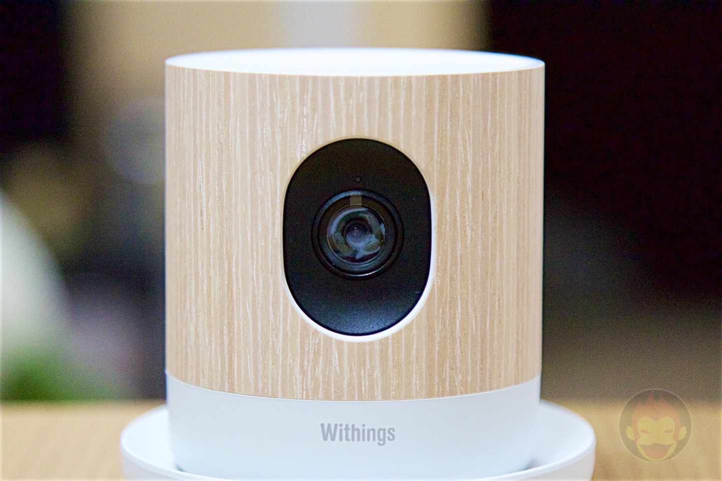 Withings Home Camera for checking pets and babies