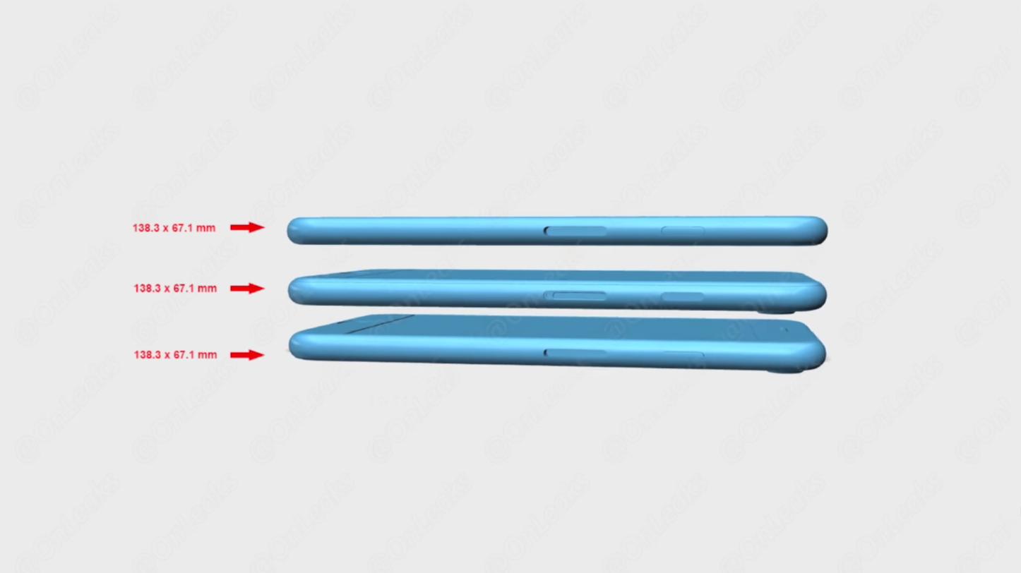 Iphone 7 prototype cad画像