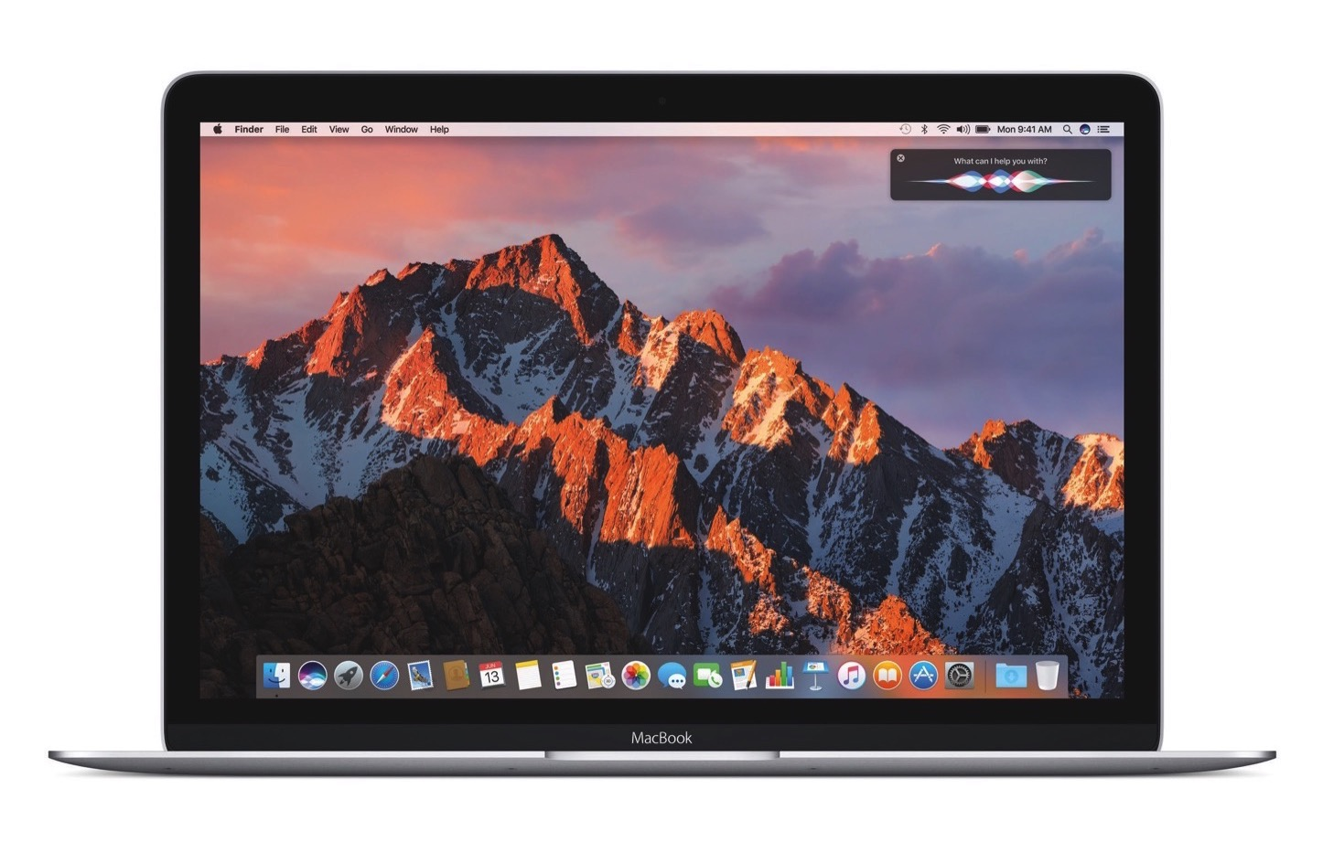 MacOS Sierra Apple Official Images