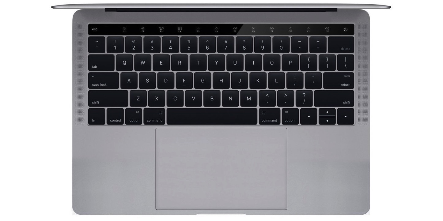 Macbook oled