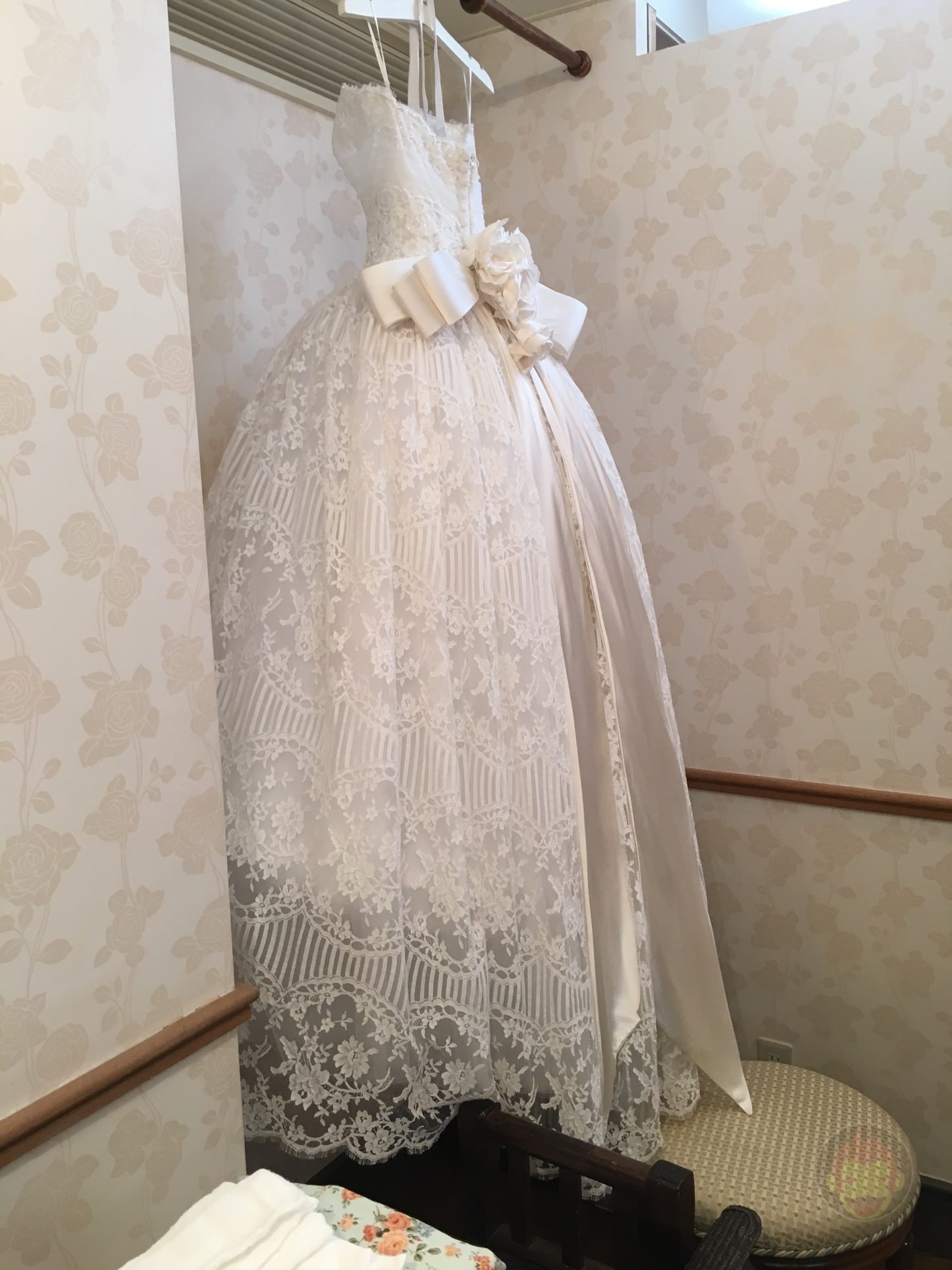 Brides Dress for goriwedding