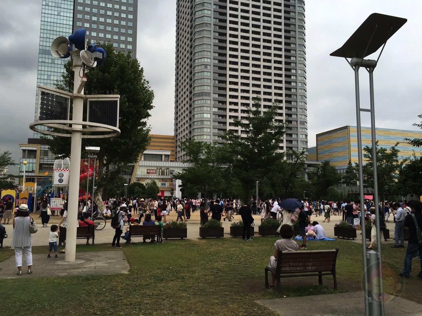 フシギダネをゲットするなら錦糸公園