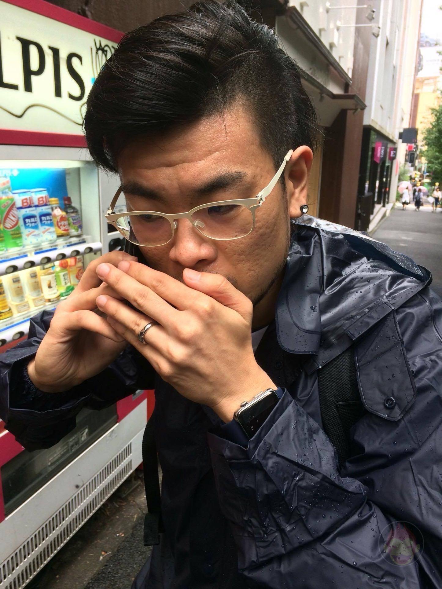 Uber Ice Cream:配達員体験