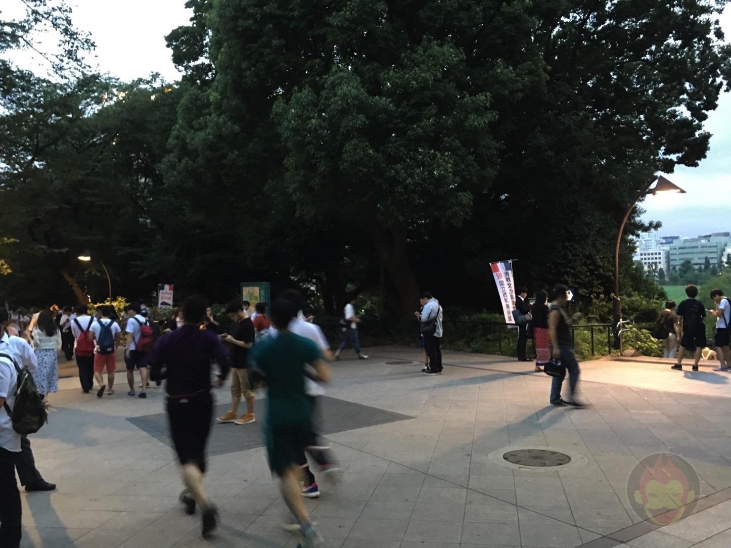 【ポケモンGO】ブーバーをゲットするなら上の公園