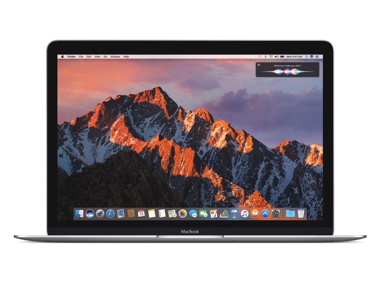 MacOS Sierra official image 2