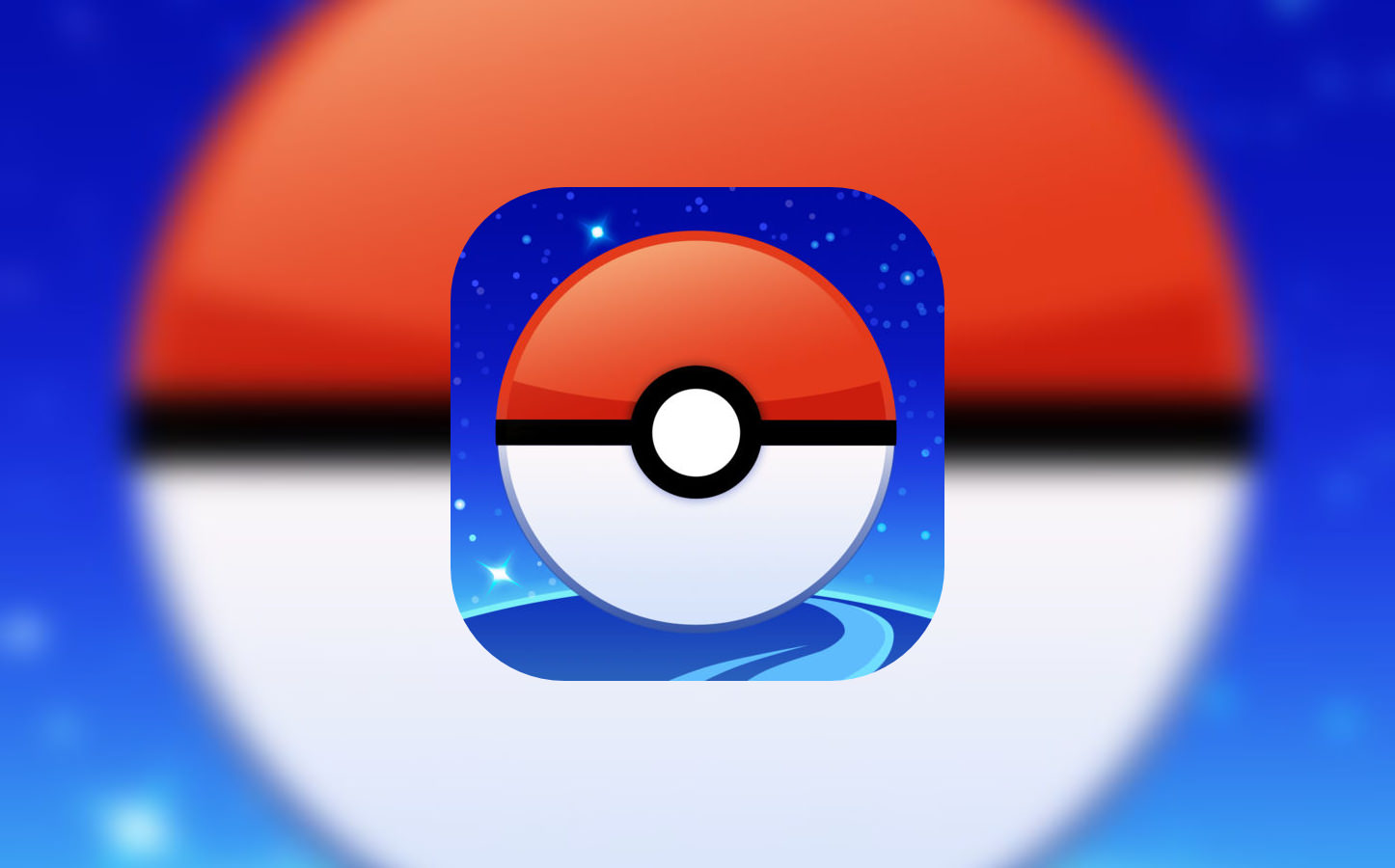 Pokemon go app logo