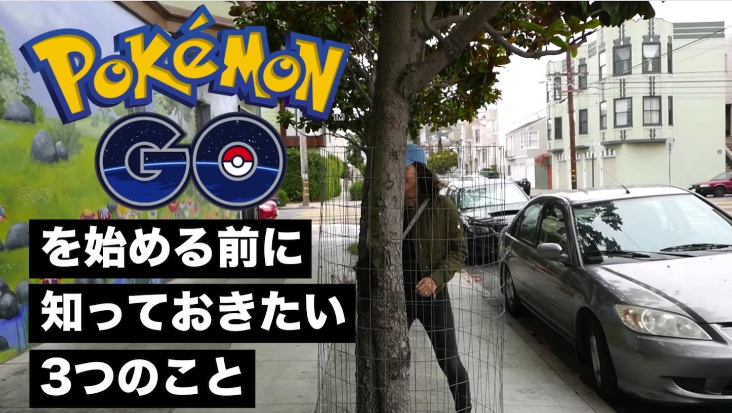 Pokemon go tips by blossomlink