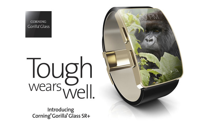 Gorilla Glass SRPlus