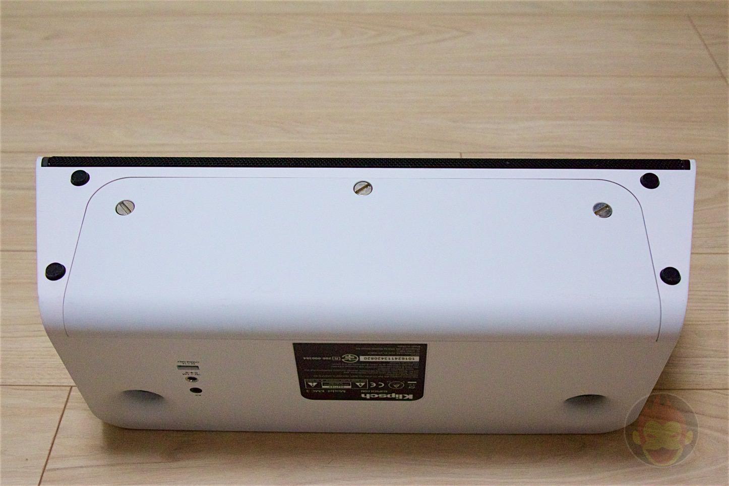 Klipsch KMC3 Bluetooth Speaker