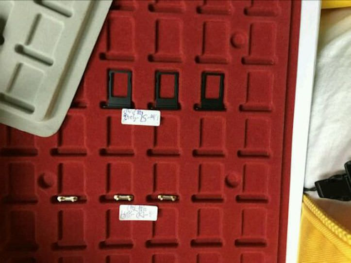 New Sim Card Tray