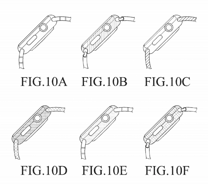 Samsung Patent of Apple Watch
