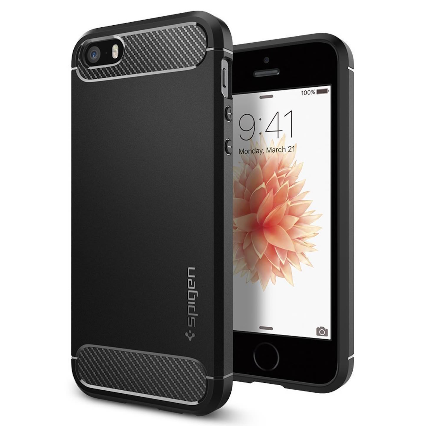 Spigen Rugged Armor Case for SE