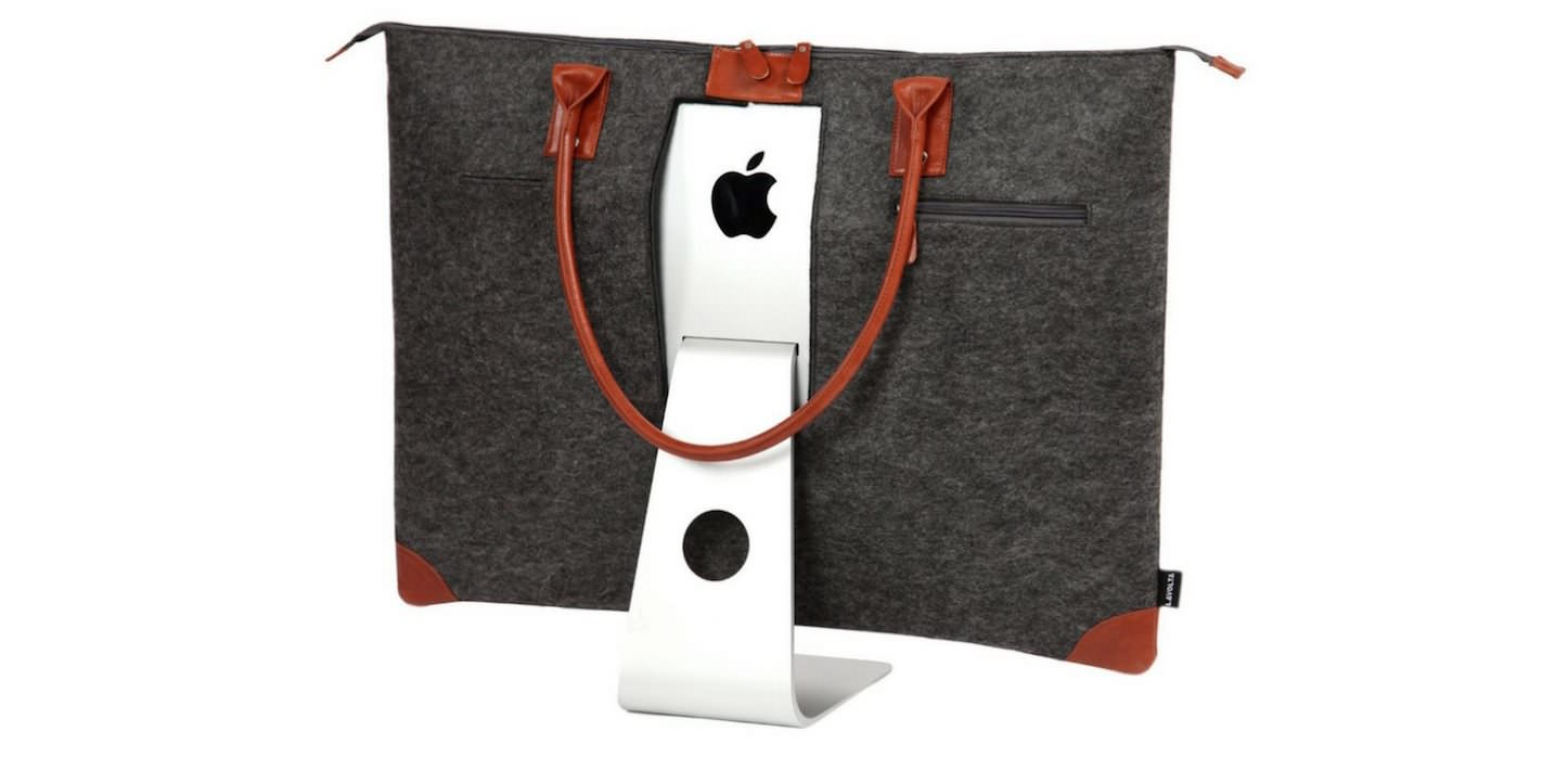 Tote Bag The Can Fit an iMac