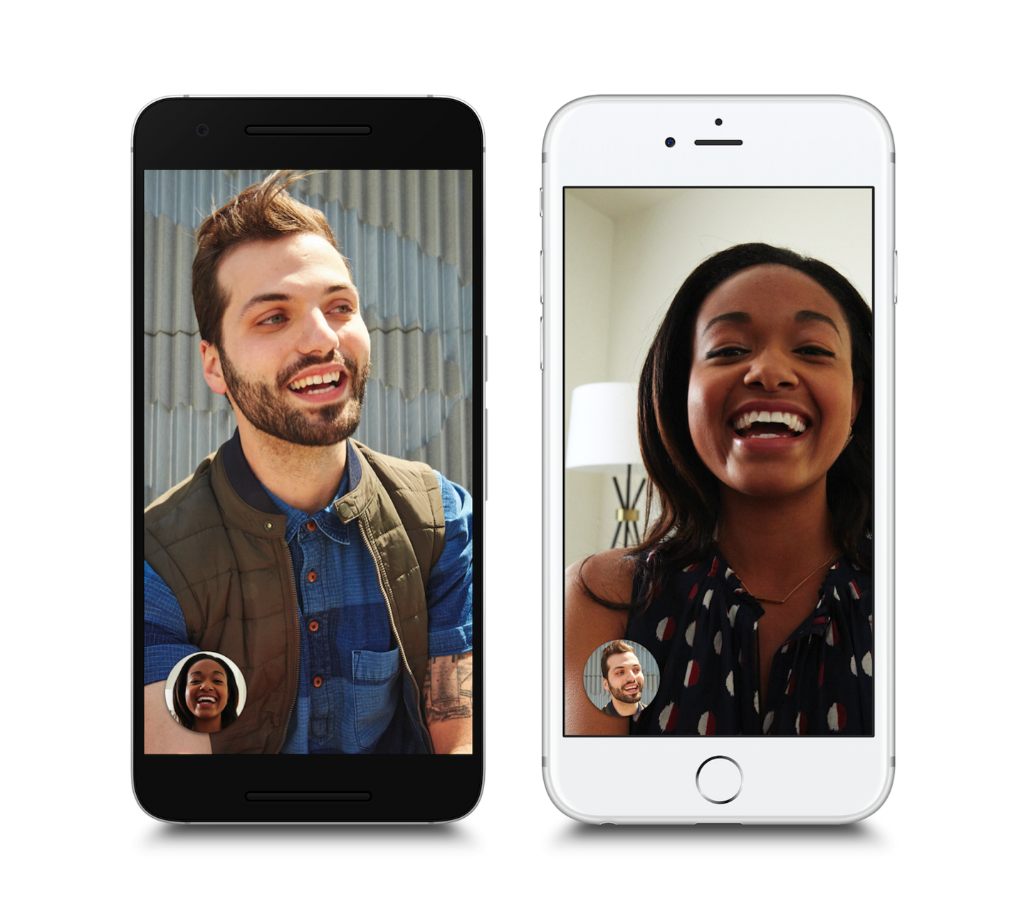 Google DUO Launched