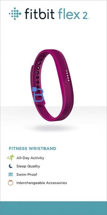 Fitbit flex 2 1 1