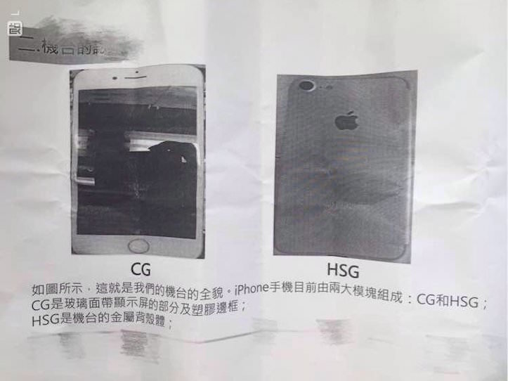 IPhone 7 Factory Process