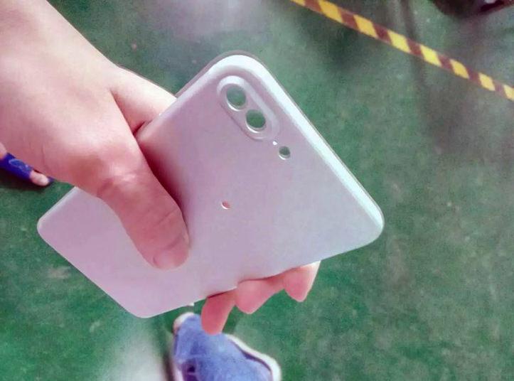 iPhone 7 plusのボディ