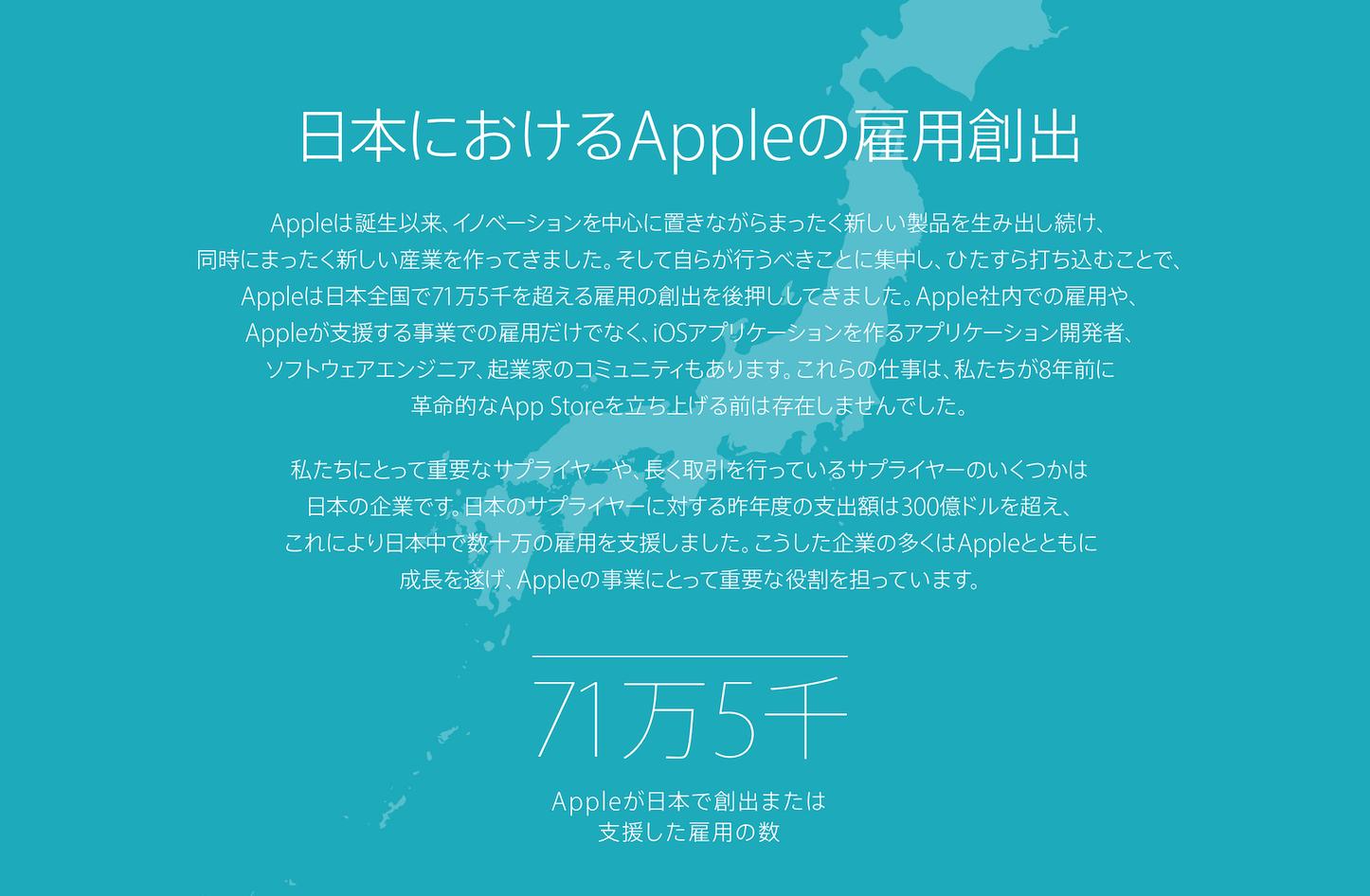 Job creation japan