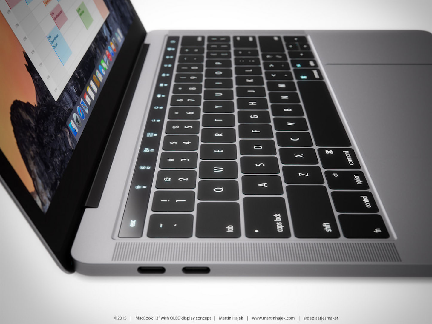 New macbook pro 2016 martin hajek