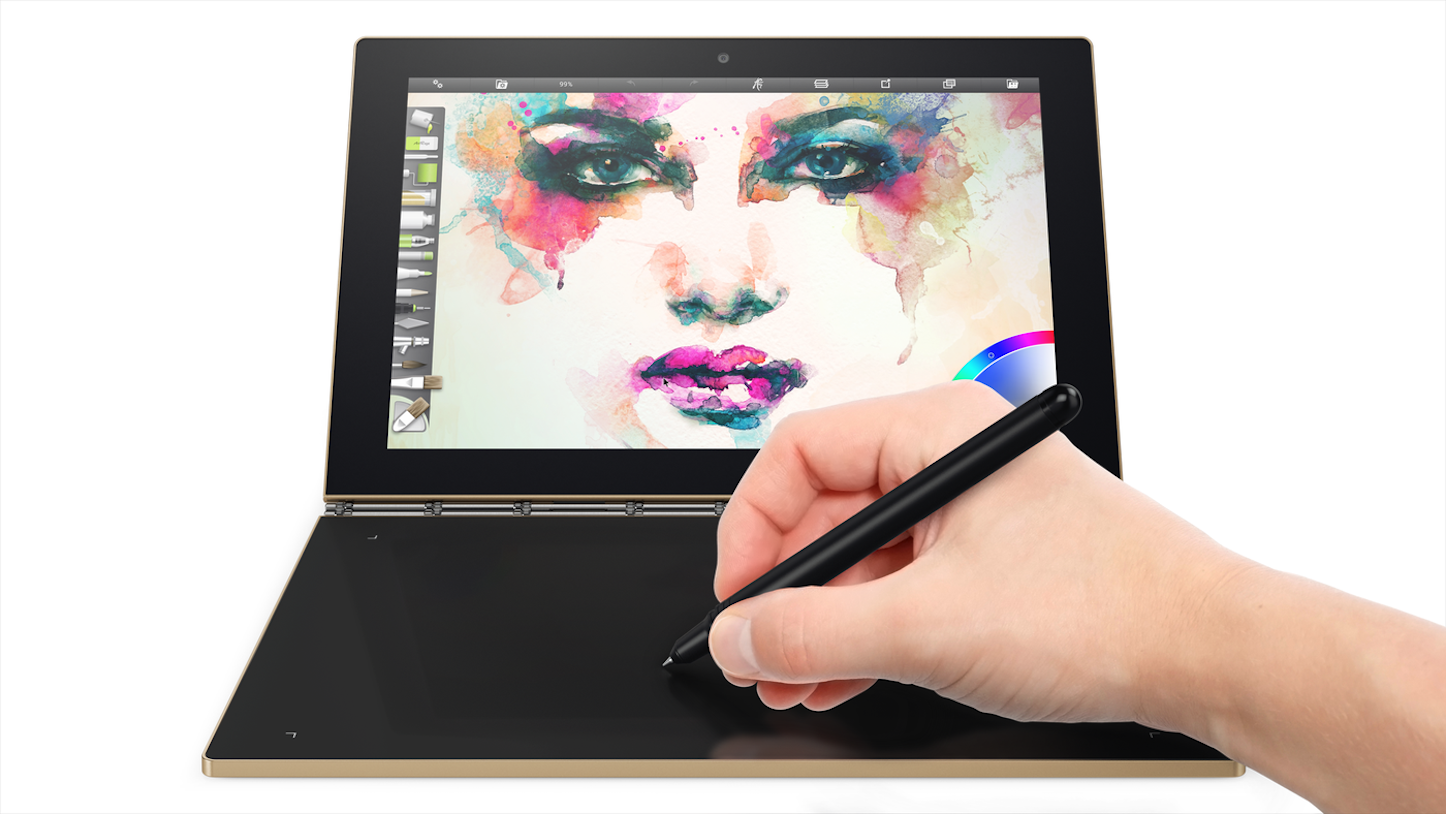 13 Yoga Book Painting Create Mode Landscape 0