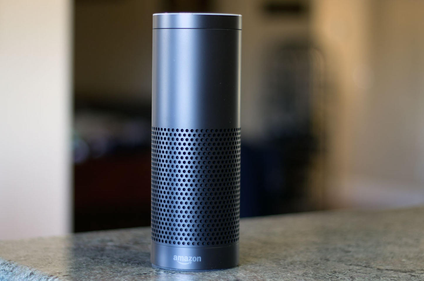 Amazon Echo like device