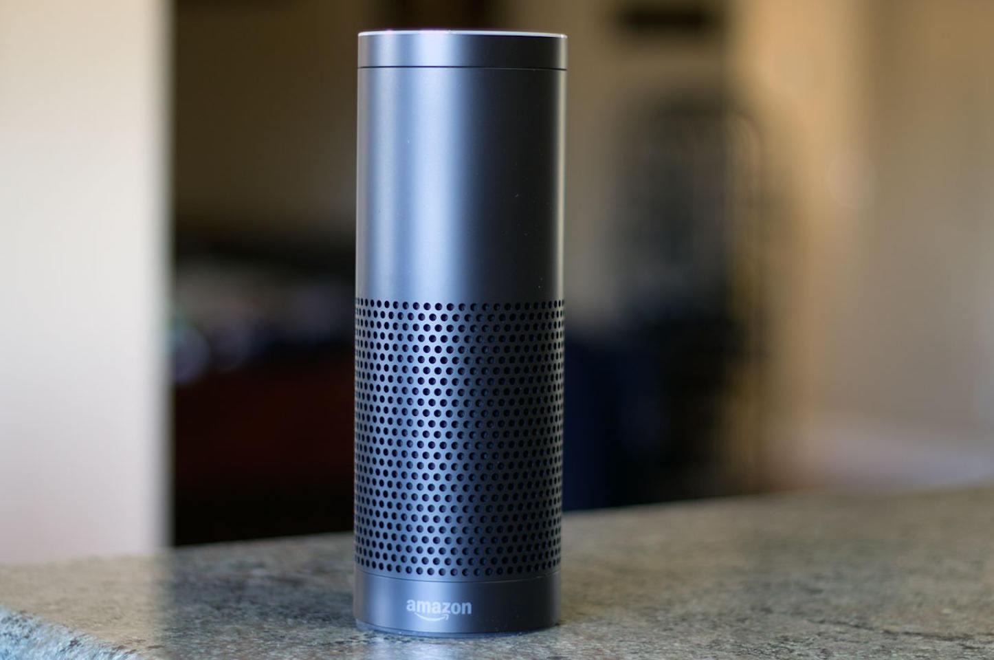 Amazon Echo like device