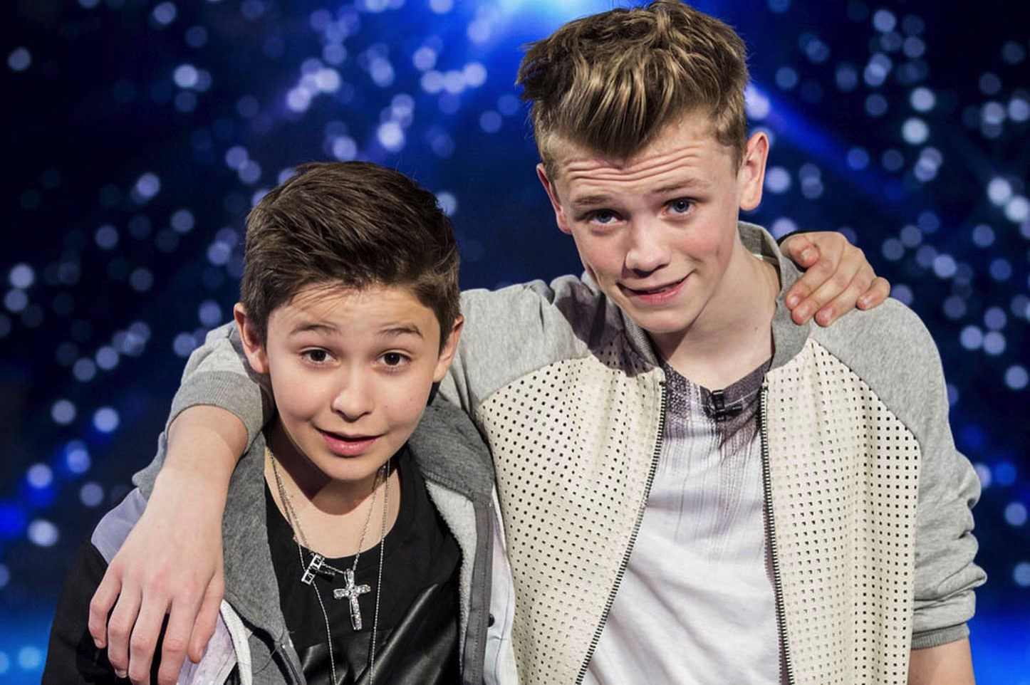 Bars and Melody Britains Got Talent