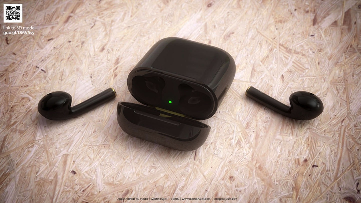 Black AirPods Are so Cool