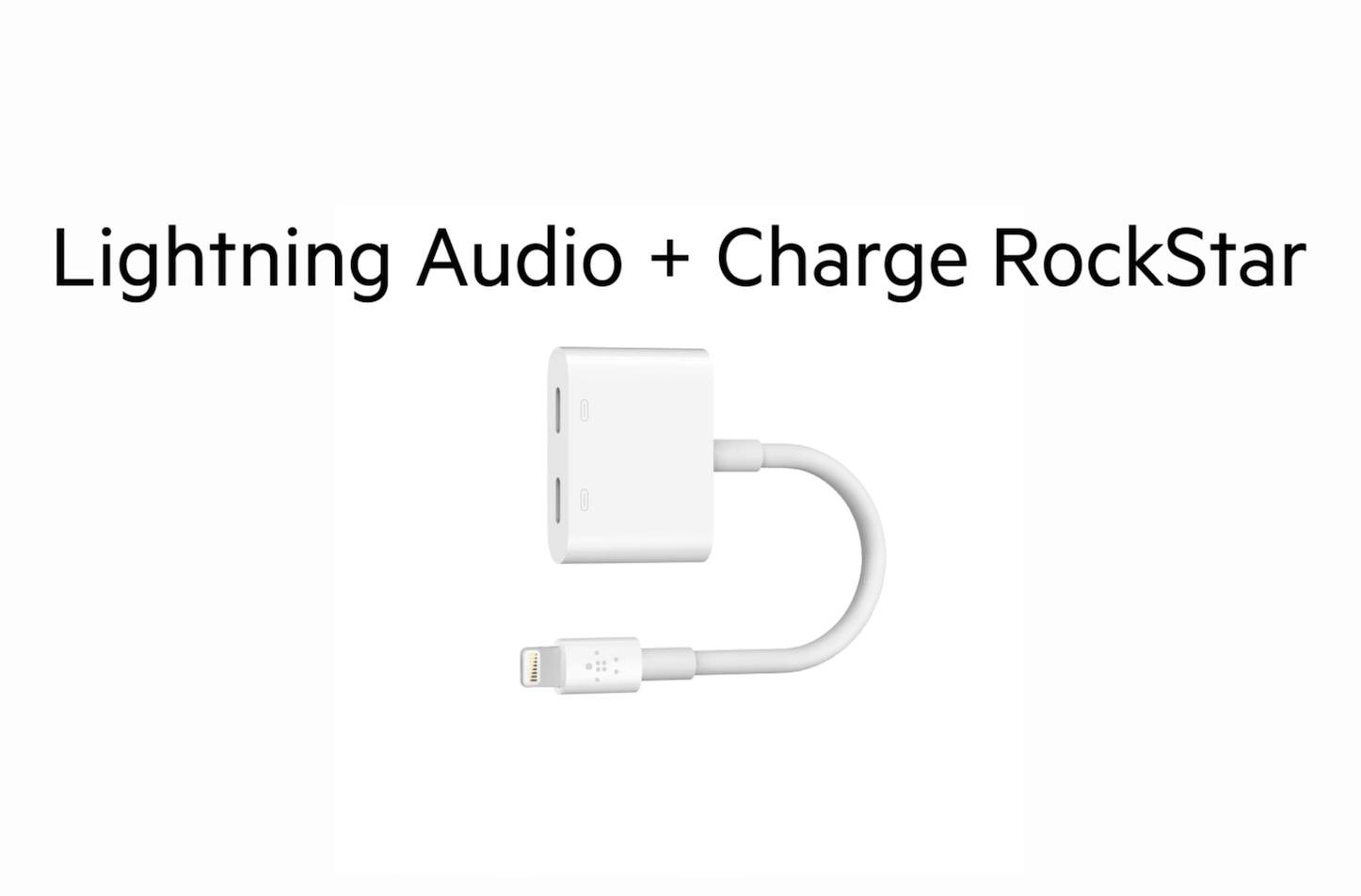 Charge RockStar from Belkin